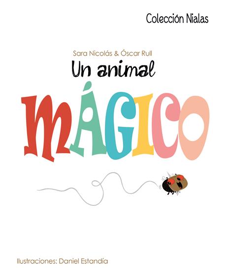 Portada Un animal mágico