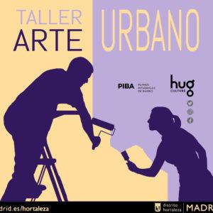 Arte Urbano, Impro y otras actividades en el Barrio de la UVA